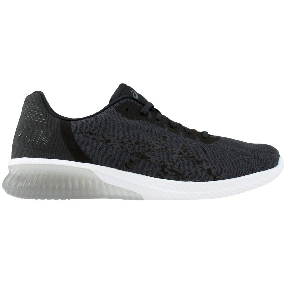 huge discount 5e243 f26de Details about ASICS Gel-Kenun Running Shoes - Black - Mens