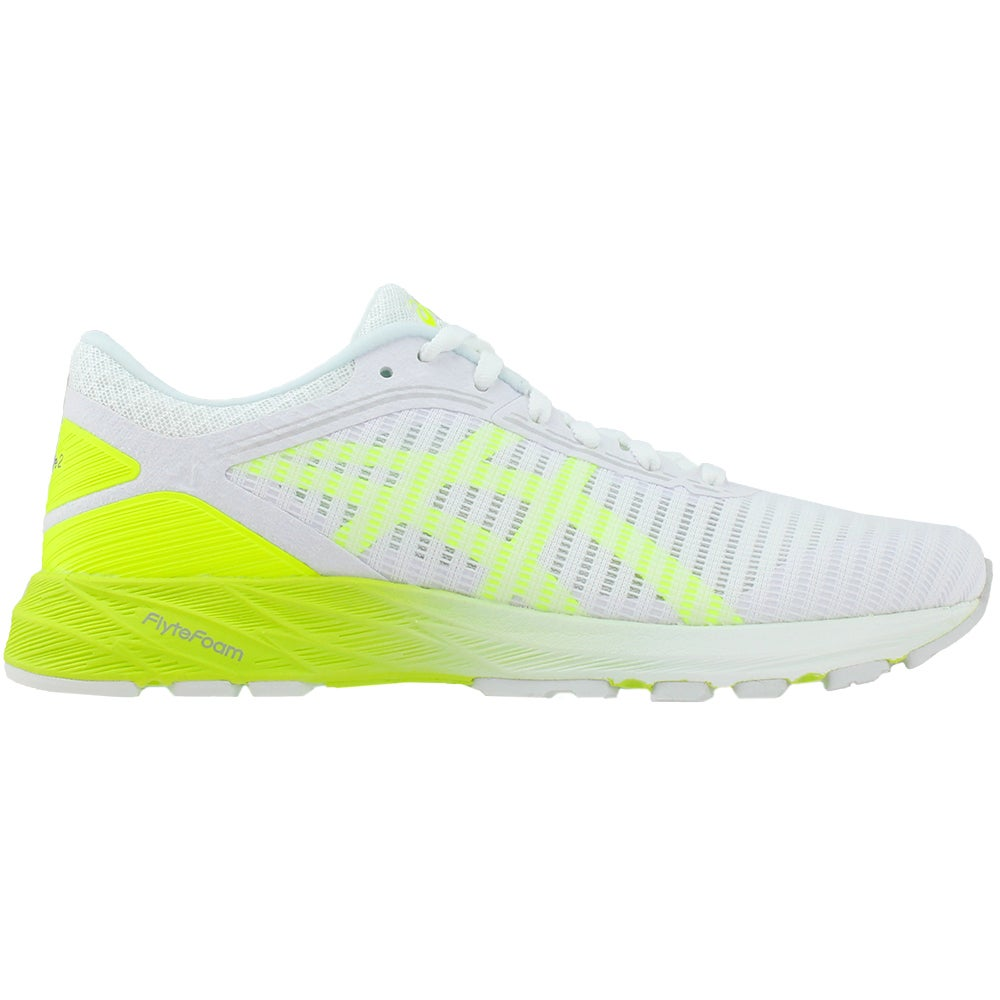 860d0db459bc Details about ASICS Dynaflyte 2 Running Shoes - White - Womens