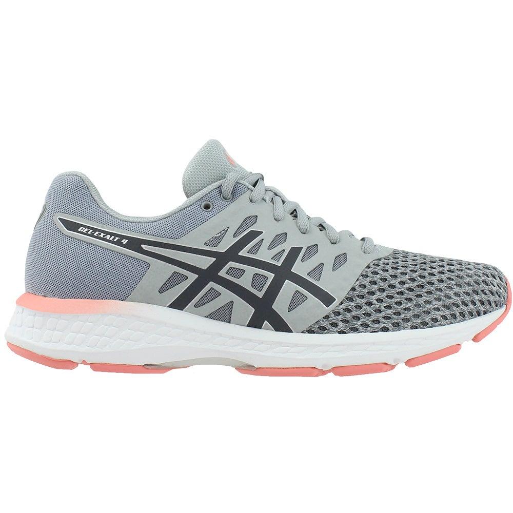 info for fc15b 04688 Details about ASICS GEL-Exalt 4 Running Shoes - Grey - Womens