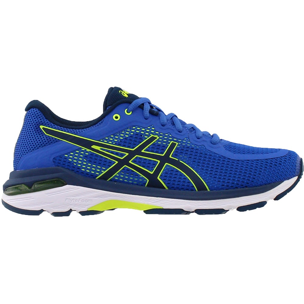timeless design 8477c a5d07 Details about ASICS Gel-Pursue 4 Athletic Running Neutral Shoes - Blue -  Mens