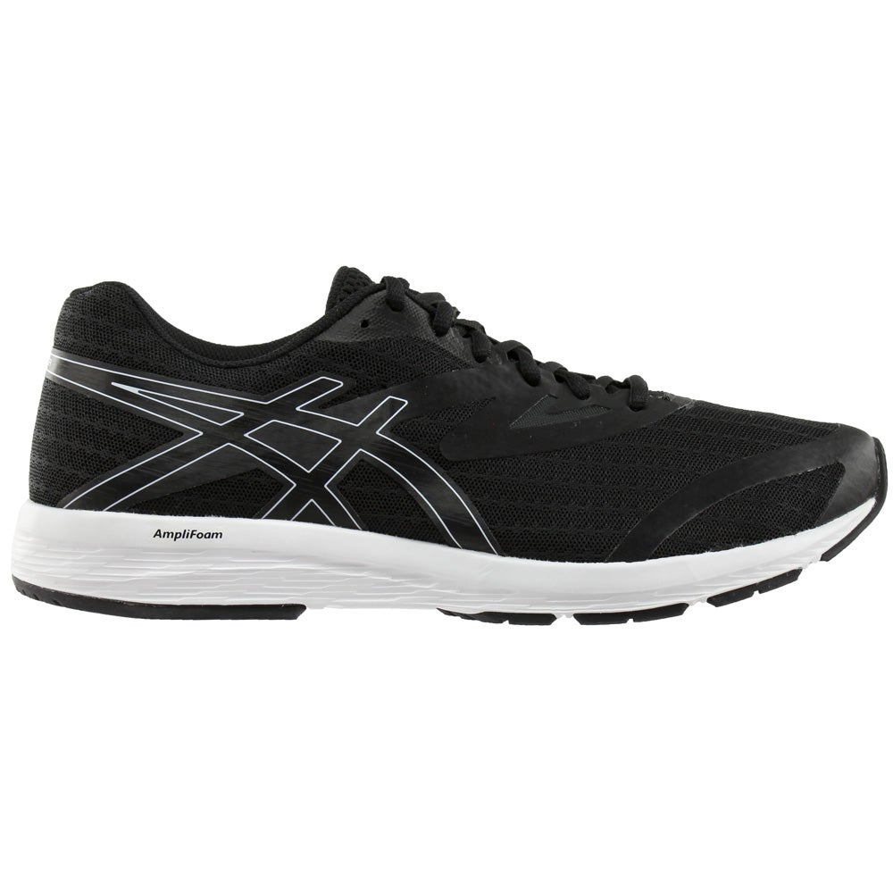 Details about ASICS Amplica - Black - Mens