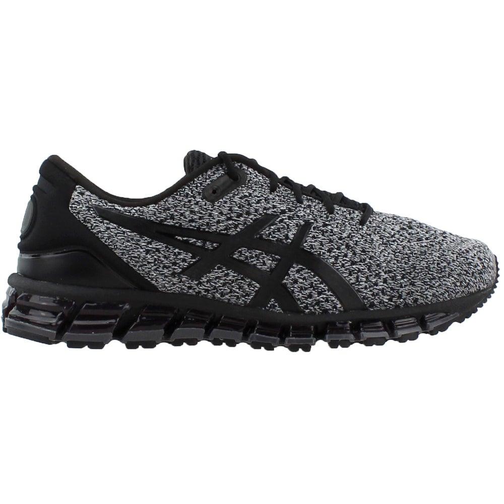 8246e491e2c Details about ASICS Gel-Quantum 360 Knit Running Shoes - Black - Mens