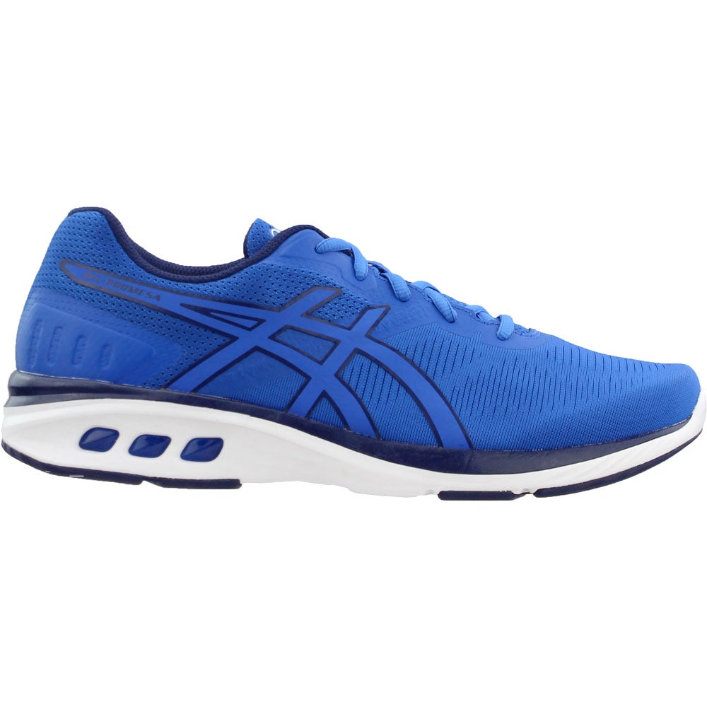 Details about ASICS Gel-Promesa Running Shoes - Blue - Mens 77e87dffd