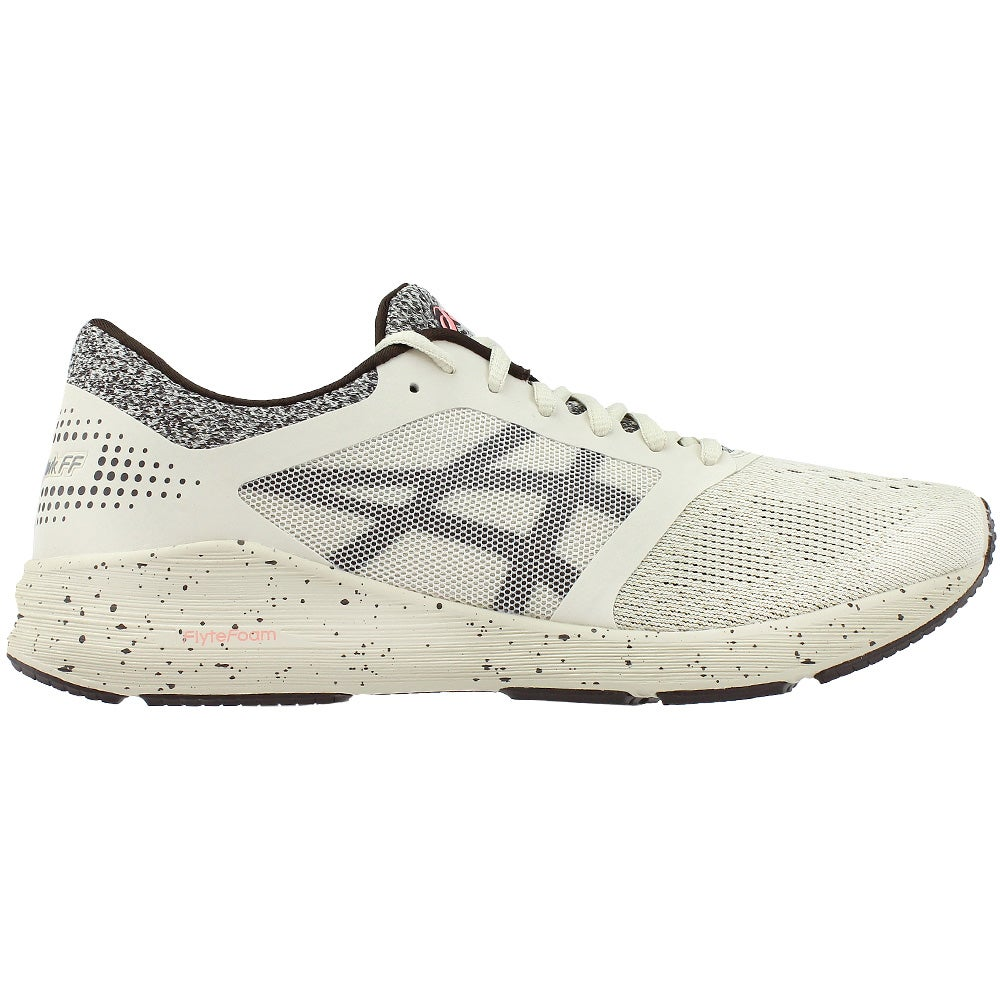 Dettagli su ASICS Roadhawk FF SP Athletic Running Neutral Shoes Beige Mens