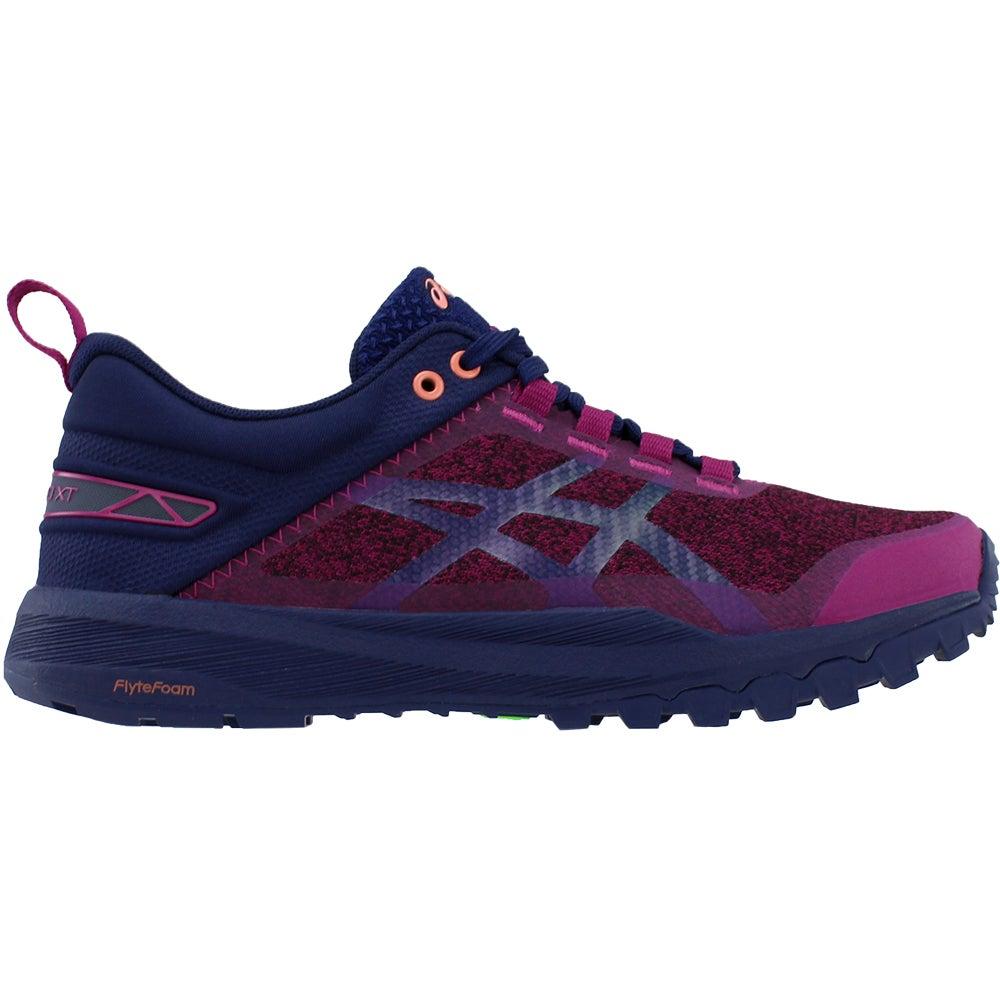 6ccca20f4b5f Details about ASICS Gecko XT Trail Running Shoes - Purple - Womens