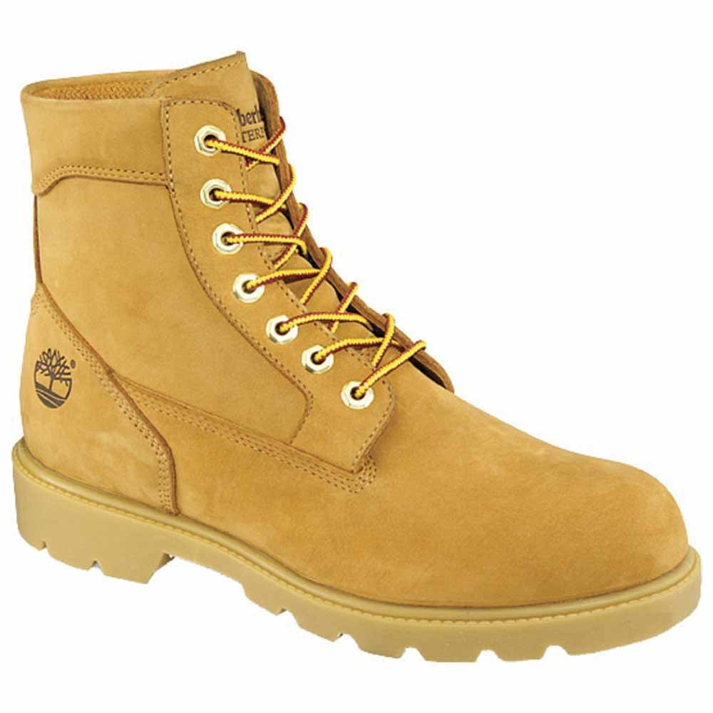 Timberland Icon 6 Inch Waterproof Boots - Tan - Mens