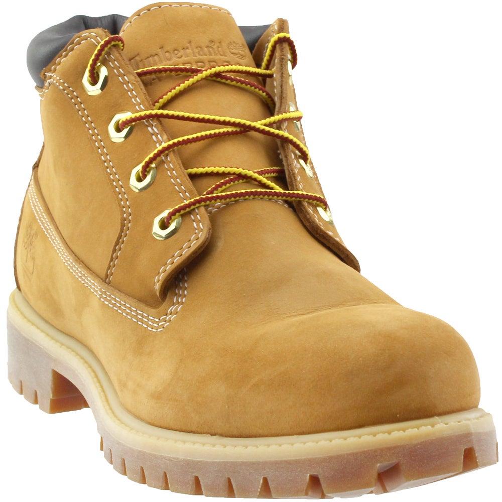 Timberland Waterproof Chukka Boots Tan