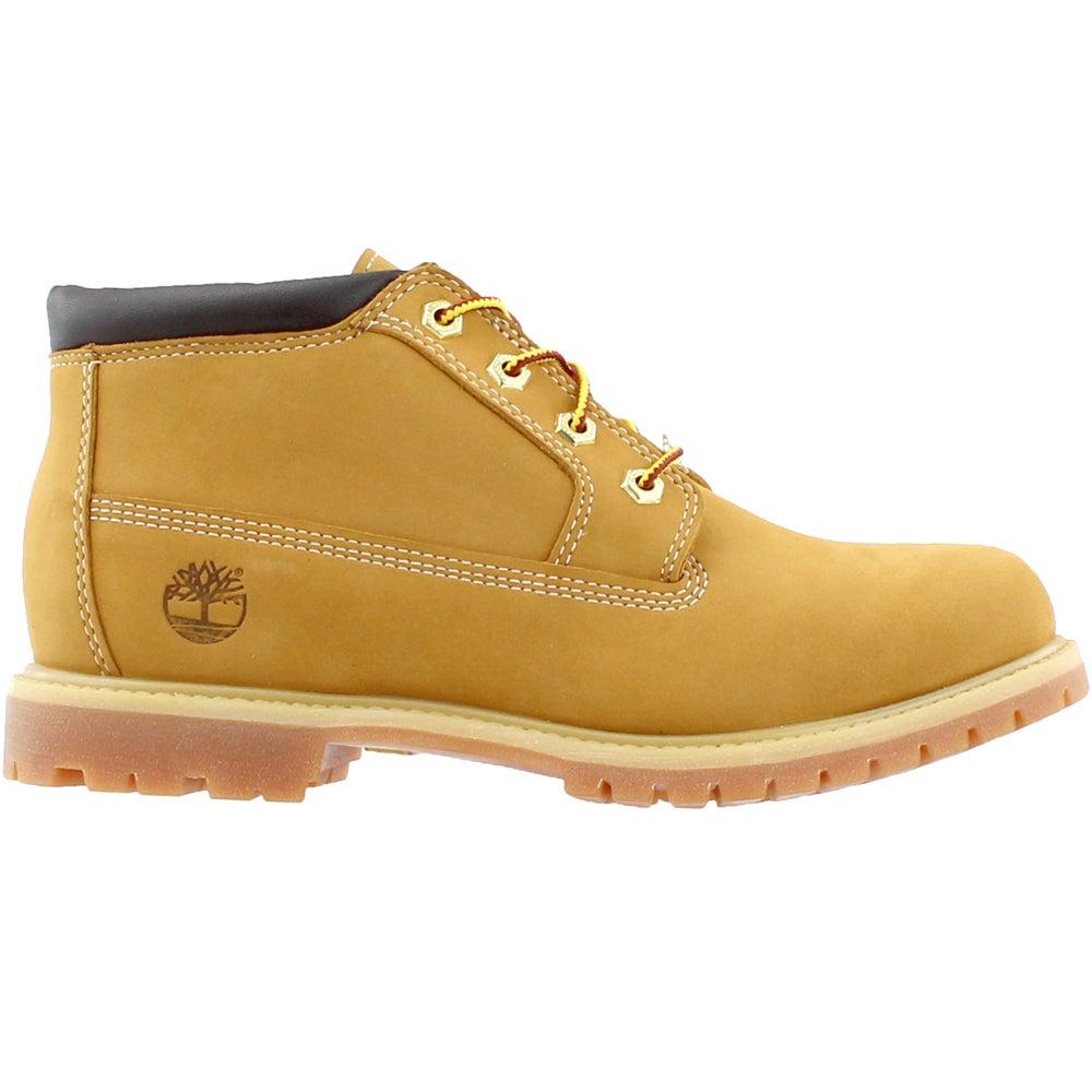 Timberland Nellie Chukka Double Waterproof Boots - Tan - Womens