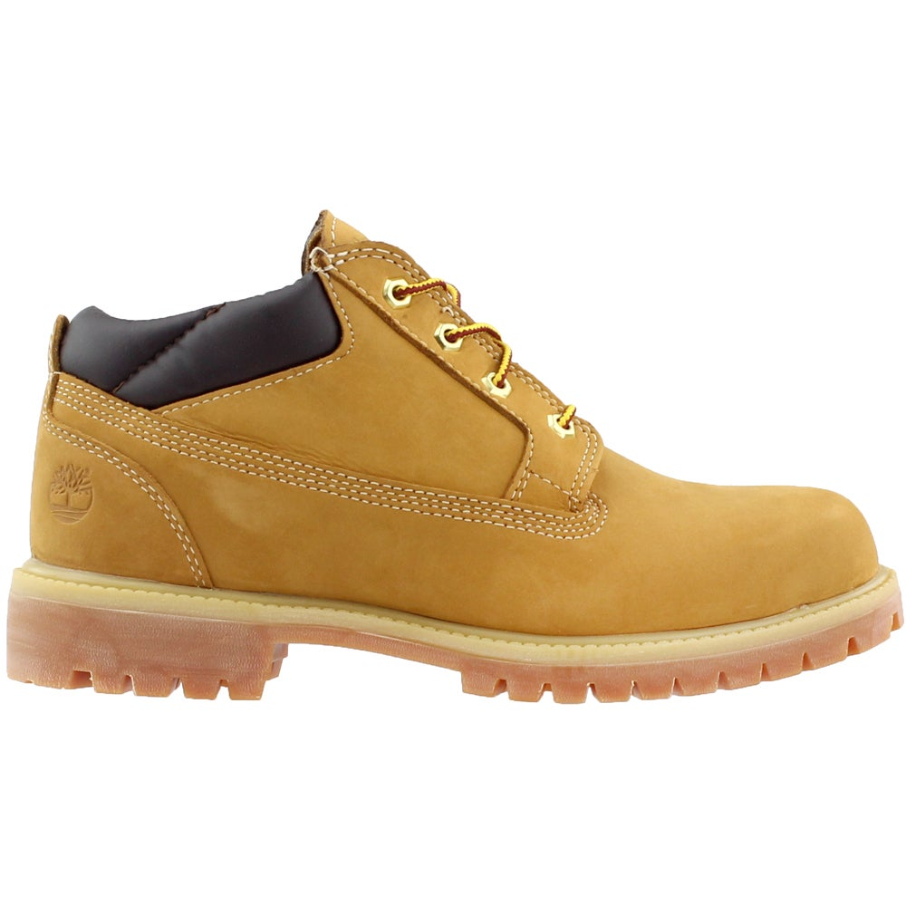 outlet online differently affordable price Timberland Premium Waterproof Oxford Tan Mens Lace Up Boots