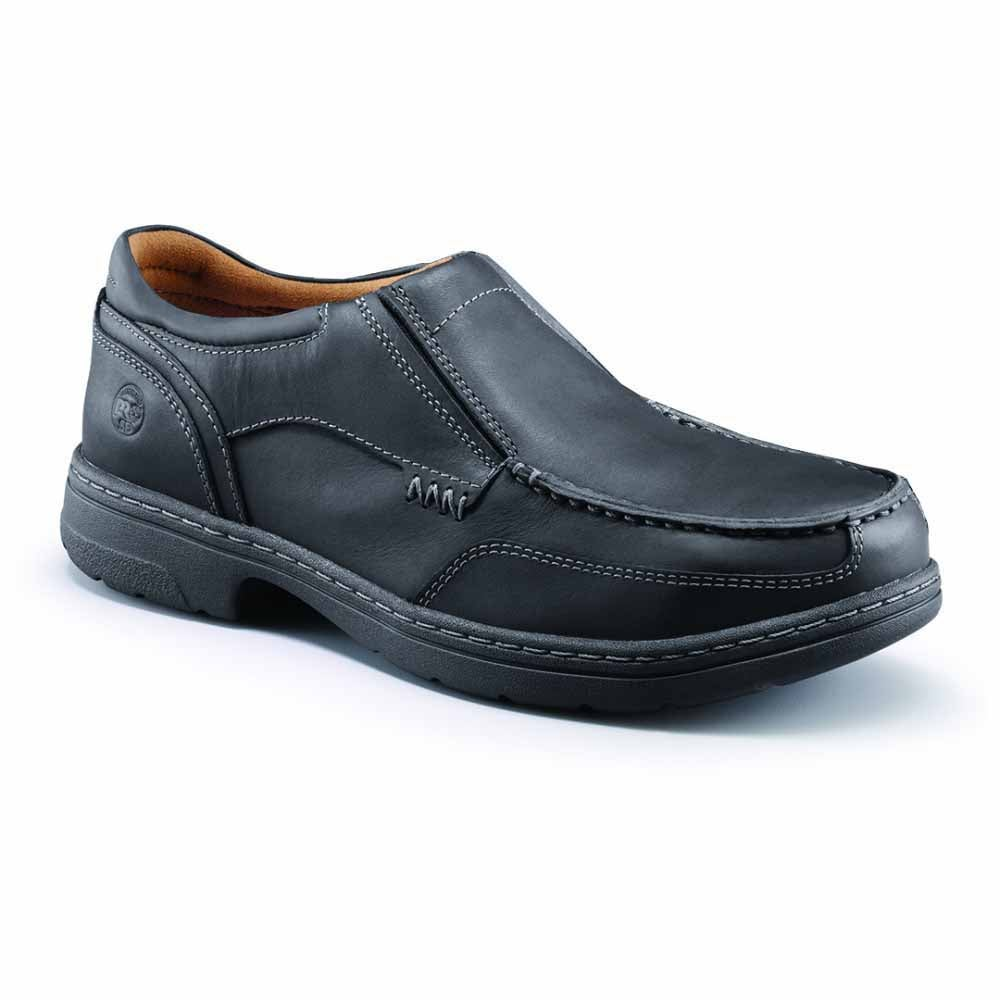 Timberland Pro Branston ESD Slip On Alloy Toe Work Shoes
