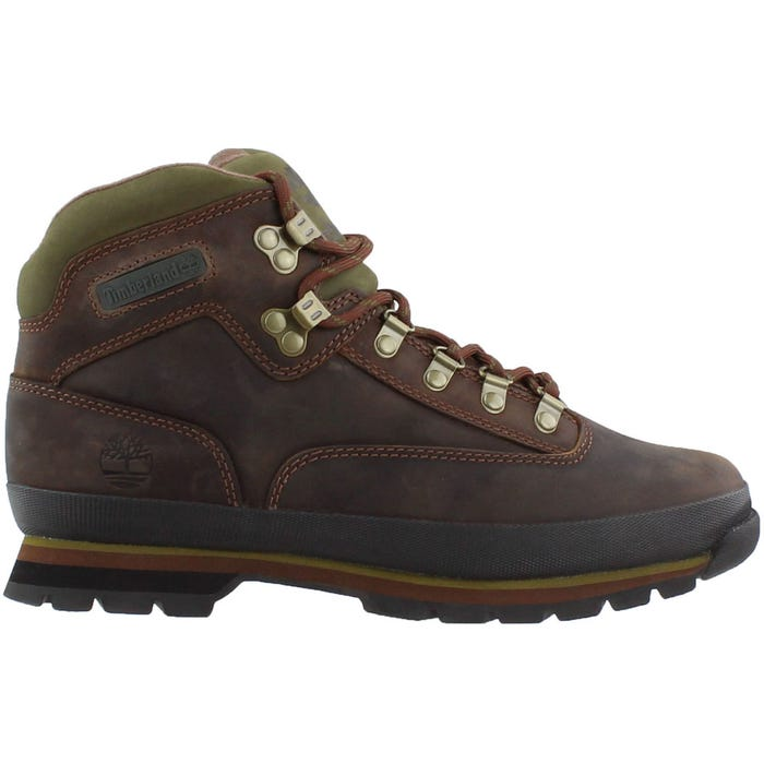Euro Mid Leather Hiker