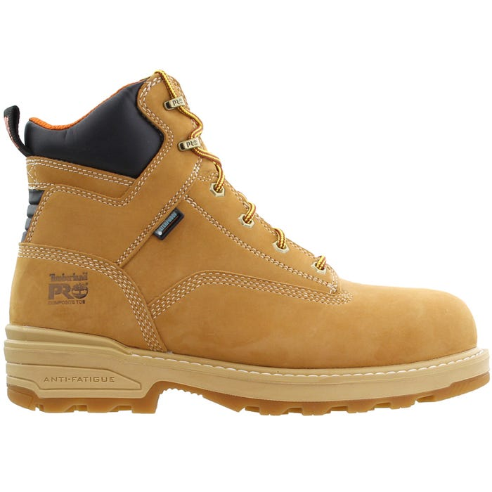 f198e4ebd37 Timberland Pro 6in Resistor CT Waterproof Tan Work Boots and get free  shipping on orders more than $75