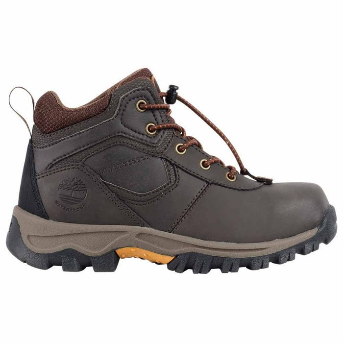4c4ffe685bc0a Timberland Mt. Maddsen Mid Waterproof Brown Boots and get free shipping on  orders more than $75