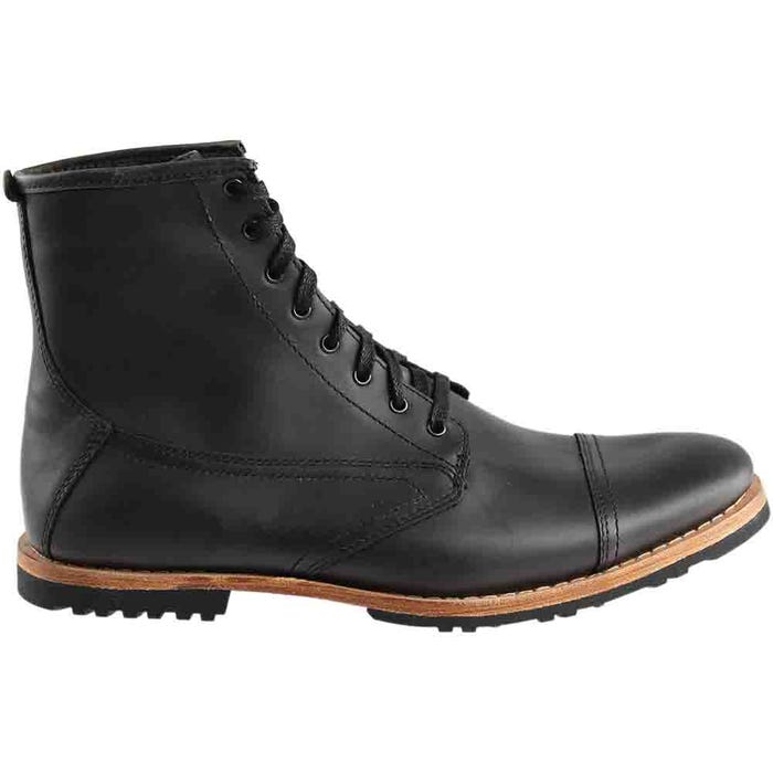 Boot Company Bardstown Cap Toe Boots
