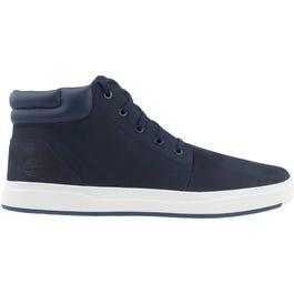 Davis Square Mixed-Media Chukka Shoes