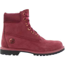 Premium Velvet 6 Inch Boots