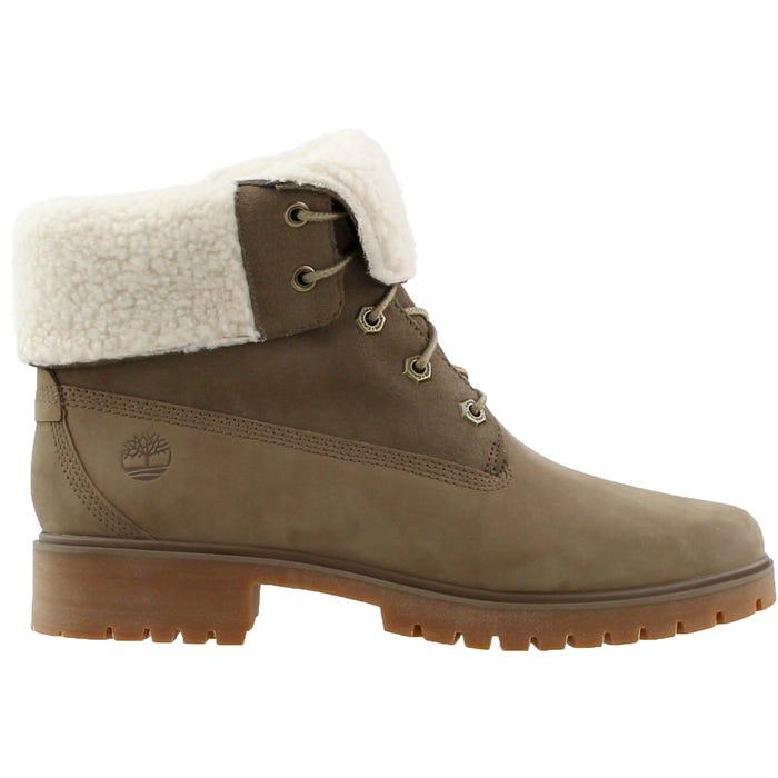 Jayne Fleece Fold Down Boots