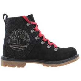 Authentics 6-Inch D-Ring Hiker Boots