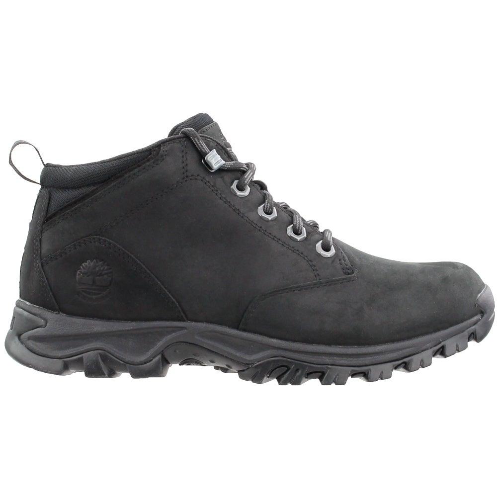 best website b653b 24e4f Timberland Mt. Maddsen Chukka Boots Black- Mens- Size 12 2E