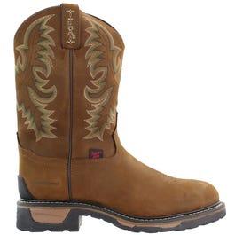 Tan Cheyenne Waterproof Steel Toe