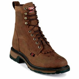 Tan Cheyenne Steel Toe