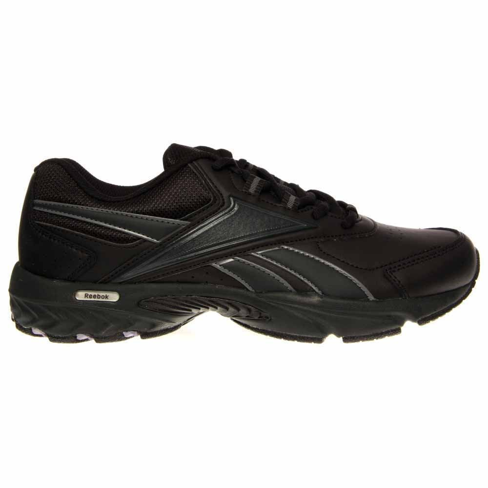 Reebok Daily Cushion Rs Wide Black - Womens  - Size 7.5