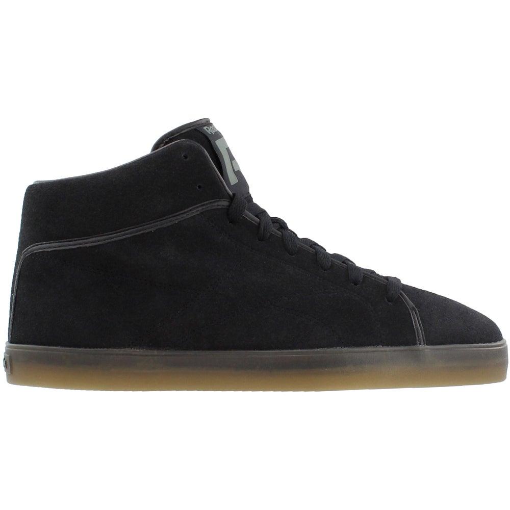0b7921a0a75 Buy Reebok Mens Casual Fashion SNEAKERS V55639 T-raww Black Suede 7 ...
