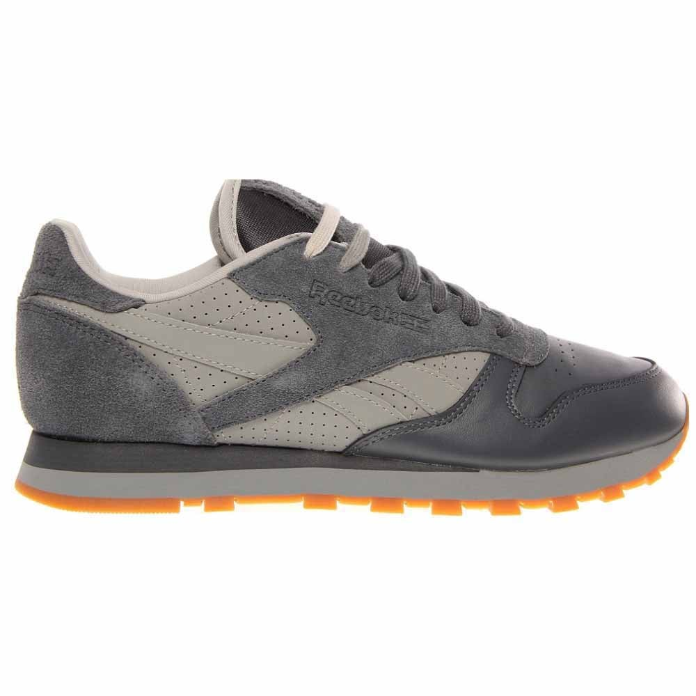 Reebok Classic Leather R12 Grey - Mens  - Size 12