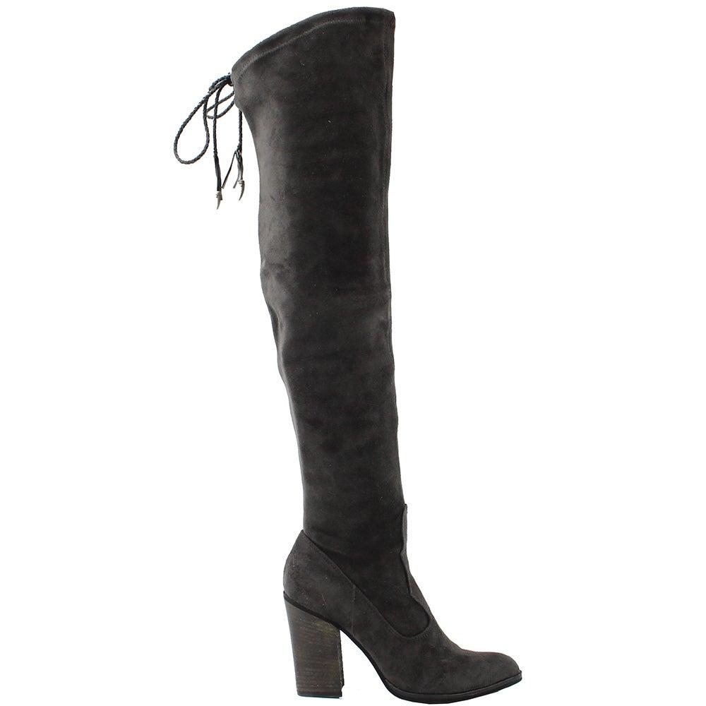 44611927fc7 Dolce Vita Chance Boots Grey - Womens - Size 7 B 190495039408