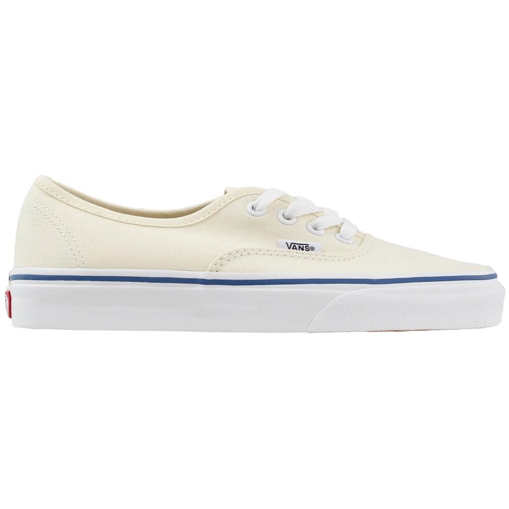 a1138b4d8a Details about Vans Authentic Skate Shoes - White - Mens