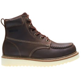 3aaf24106da Carhartt 4 In Lightweight Wedge Moc Toe Brown Work Boots and get ...