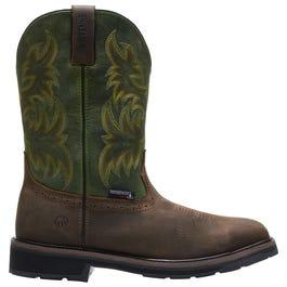 Rancher Waterproof 10 in Steel Toe