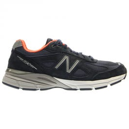 big sale 8b3c7 5fcc0 New Balance 990v4 Grey Running shoes and get free shipping ...