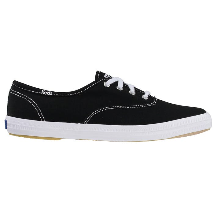 b18beb8acd4 Keds Champion Originals Black Athletic Inspired Shoes and get free ...