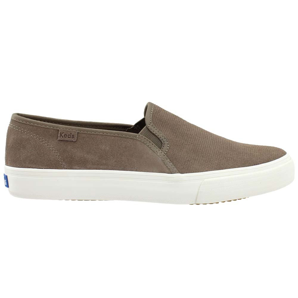Keds Double Decker Suede Brown Womens