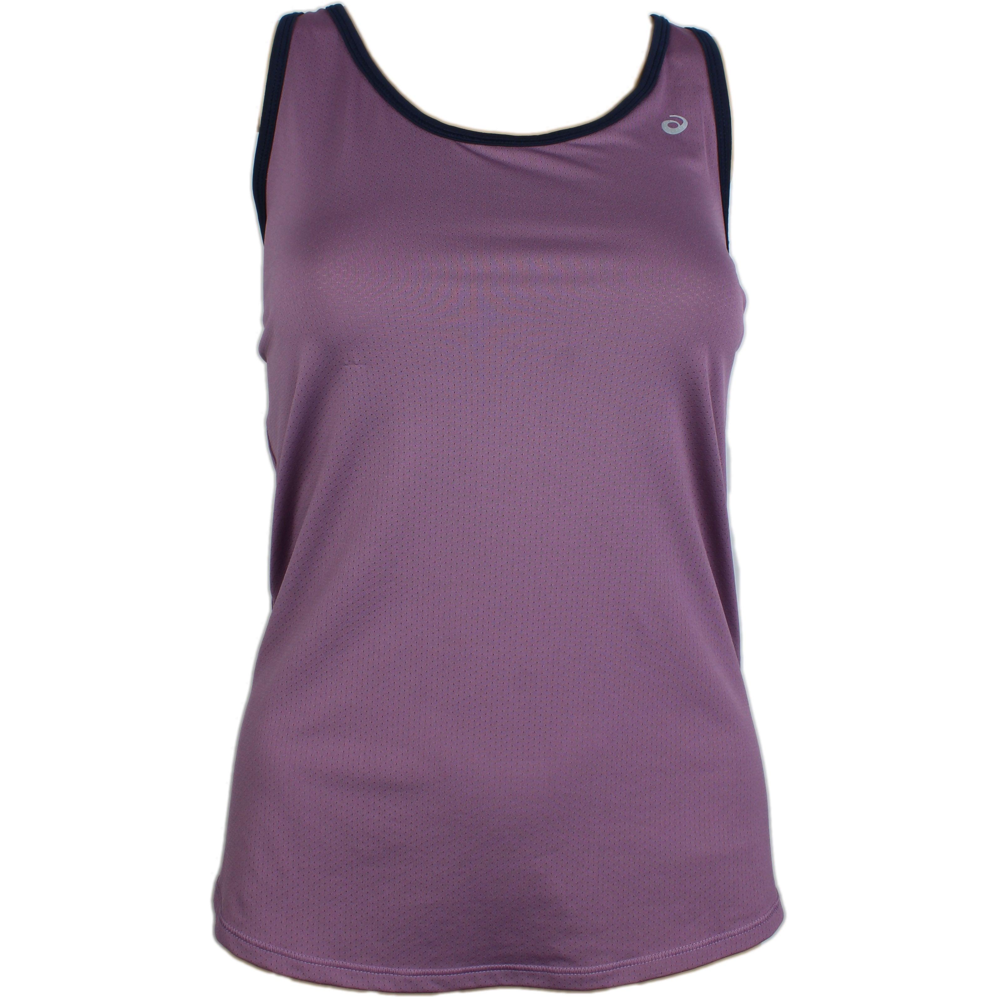 5802b5eabc8b Details about ASICS Emma Racerback - Purple - Womens