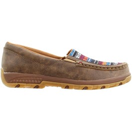 Cell Stretch Casual Slip On