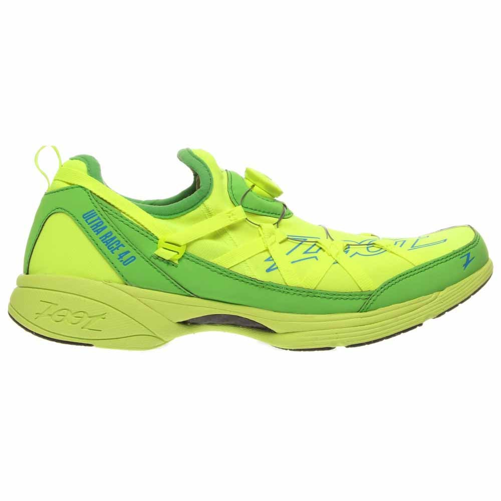 Details zu Zoot Sports Ultra Race 4.0 Casual Running Neutral Shoes Yellow Mens