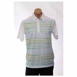 Climacool Wood Grain Printed Polo
