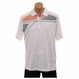 Golf ClimaCool Angular Print Polo