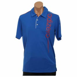 Golf Adizero Logo Polo