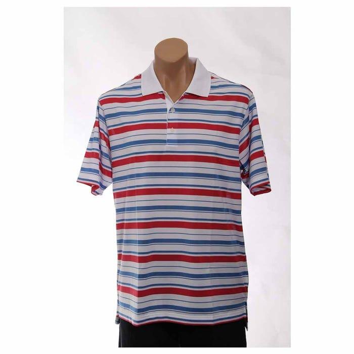 ClimaLite Bar Stripe Polo