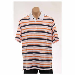 Golf ClimaCool Bar Stripe Polo