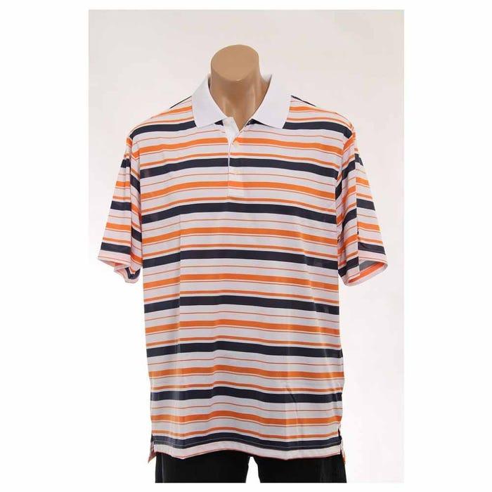 Golf ClimaCool Bar Stripe Polo