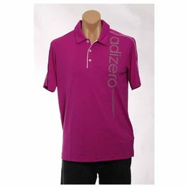 Golf Adizero Logo Polo