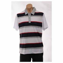 Golf Adizero Large Stripe Polo