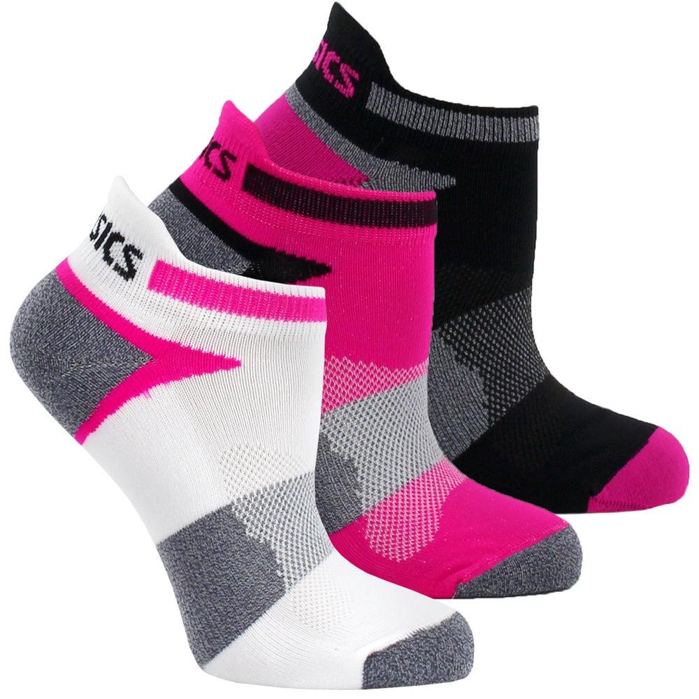 asics running socks womens