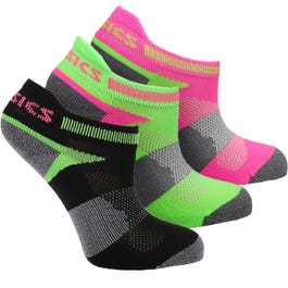 Youth Quick Lyte Cushion Low Cut 3-Pack