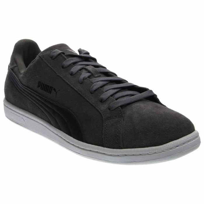 Puma Shoes  Puma Smash Suede Mens Casual Shoes ShadowBlack