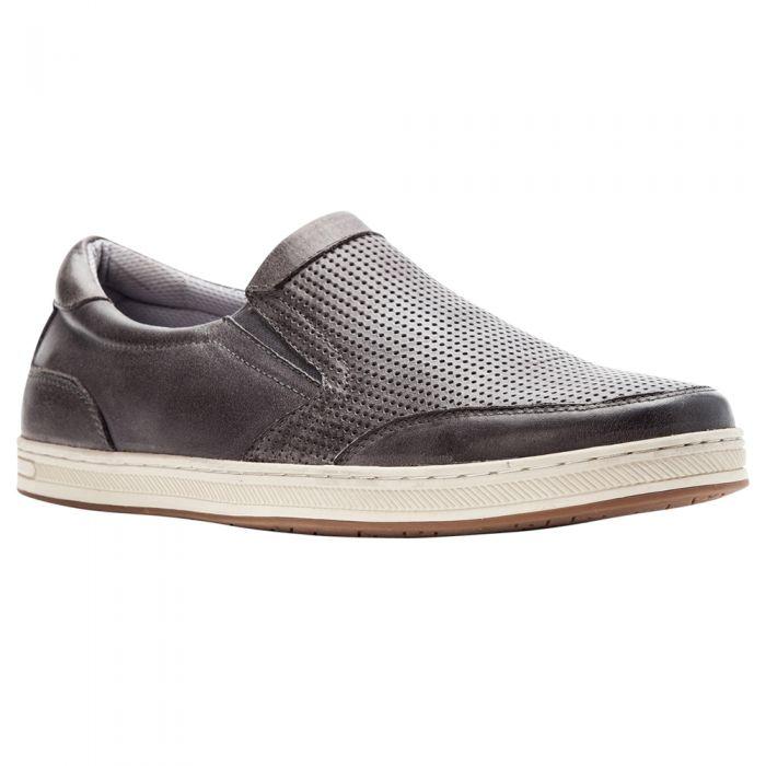Sale Reliable Propet Logan Sneaker(Men's) -Black Burnished Nubuck Clearance Online Ebay Huge Surprise Buy Cheap Fashion Style 5NCRS9gkd
